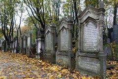wszystkie dni christiana cmentarz special Poland zdjęcia stock