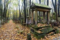 wszystkie dni christiana cmentarz special Poland zdjęcia royalty free