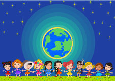 wszystkie jakaś społeczności elementów globalne ilustracyjne jednostki dzieciaków przedmiotów skala rozmiaru tekstury wektorowy ś Obrazy Royalty Free