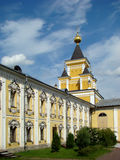 wszystkie komórki rozpacza klasztorną przyjemności świątynię Obraz Royalty Free