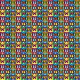 wszystkie 3 tło zmian kolor łatwo warstwa schematu ilustracja wektor