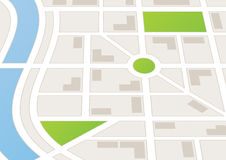 wszystkie zmiany kolorów tła miasta elementów akta łatwe kartografują select bezszwowa warstw oddzielonych próbki wektorowych Fotografia Stock