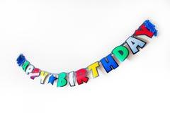 Wszystkiego Najlepszego Z Okazji Urodzin Zdjęcie Stock