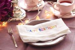 Wszystkiego Najlepszego Z Okazji Urodzin Obraz Stock