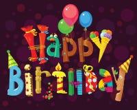 Wszystkiego Najlepszego Z Okazji Urodzin Zdjęcia Stock