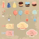Wszystkiego Najlepszego Z Okazji Urodzin Fotografia Stock