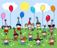 Wszystkiego najlepszego z okazji urodzin Obrazy Royalty Free