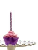 Wszystkiego Najlepszego Z Okazji Urodzin Babeczka Obraz Royalty Free