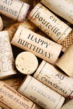 Wszystkiego Najlepszego Z Okazji Urodzin karta Zdjęcie Stock