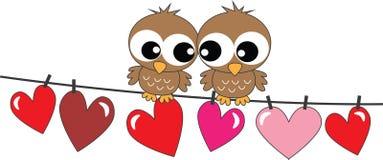 Wszystkiego najlepszego z okazji urodzin lub valentines dzień ilustracji
