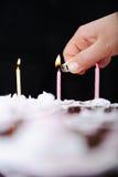 Wszystkiego najlepszego z okazji urodzin ty! Obrazy Royalty Free