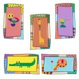 Wszystkiego Najlepszego Z Okazji Urodzin, wakacje, dziecko prysznic, wakacyjny powitanie i invit, Obrazy Royalty Free