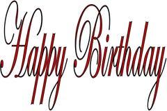 Wszystkiego najlepszego z okazji urodzin wiadomo?? tekstowa fotografia royalty free
