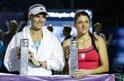 2015 WTA BMW Malaysian Open Royalty Free Stock Images