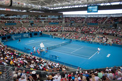 WTA Internationaal Brisbane Stock Foto