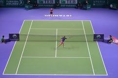 WTA Istanboel Stock Foto's