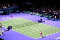 WTA Istanboel Royalty-vrije Stock Fotografie