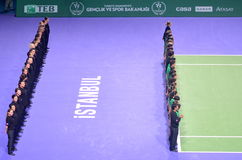 WTA Istanboel Stock Fotografie