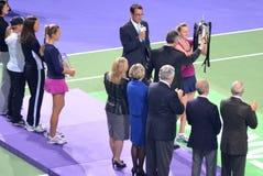 WTA Istanbul Royalty Free Stock Photo
