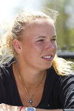 WTA: Taza del círculo de familia del 4 de abril Fotos de archivo libres de regalías