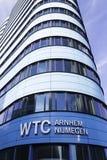 WTC中心在荷兰 库存图片