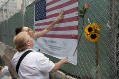 WTC Immagine Stock Libera da Diritti