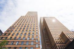 WTC Amsterdão Imagem de Stock Royalty Free