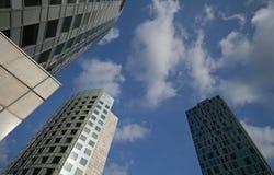 WTC Amsterdão Fotografia de Stock Royalty Free