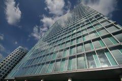 WTC Amsterdão Fotografia de Stock