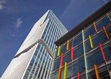 WTC Amsterdão Imagens de Stock