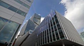 WTC Amsterdam Stock Image