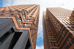WTC amsterdam Stock Photo