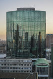 Wtc buduje Rotterdam Obrazy Stock