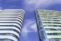 WTC-centrum in Nederland Stock Fotografie