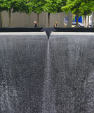 WTC 9-11 Memorial Royalty Free Stock Photography
