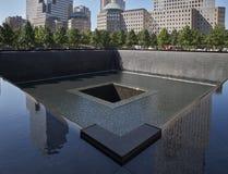 WTC, 9/11 pomników w Nowy Jork Fotografia Stock