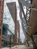 WTC Prinsenhof in Beatrix District in The Hague Stock Image