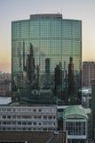 Wtc que construye Rotterdam Imagenes de archivo