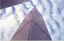 WTC1 Royalty Free Stock Image