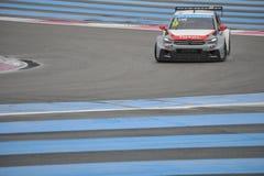 WTCC 2014 Γαλλία στοκ εικόνα με δικαίωμα ελεύθερης χρήσης