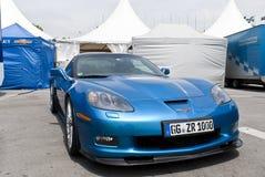 wtcc 2011 porto Португалии paddock corvette Стоковые Фотографии RF