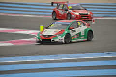 WTCC 2014 France Royalty Free Stock Photography