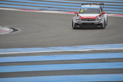 WTCC Francia 2014 Immagine Stock Libera da Diritti