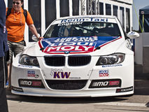 WTCC Franz Engstler Royalty Free Stock Photo