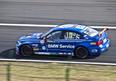 WTCC Fredy Barth Images stock