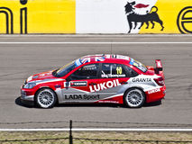 WTCC James Thompson Photo stock