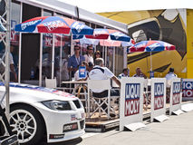 WTCC Liqui Moly drużyna Engstler Zdjęcie Royalty Free