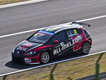 WTCC Marc Basseng Photo stock
