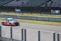 WTCC- Michelisz - Hungaroring 2011 Foto de Stock Royalty Free