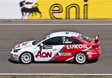 WTCC Yvan Muller Photo stock